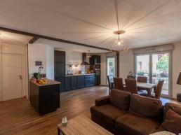 Rénovation complète d'un appartement à Toulouse aux Minimes.