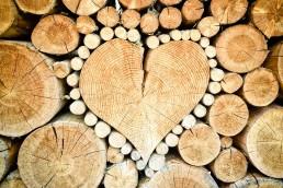 Les avantages du chauffage au bois.