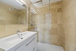 Rénovation d'un appartement à Toulouse dans le quartier des Arènes.