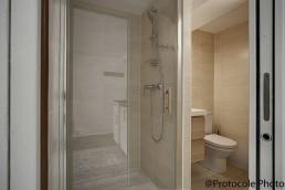 Rénovation totale d'une salle de bain à Toulouse.
