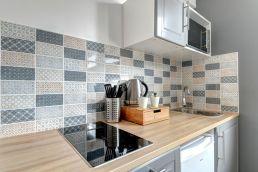 Rénovation d'une cuisine airbnb.