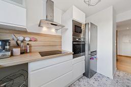 Création d'une cuisine moderne pour cette appartement à Toulouse