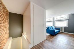 Décoration d'un appartement à Toulouse.