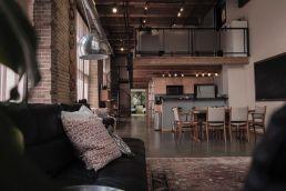 Rénovation d'un espace atypique